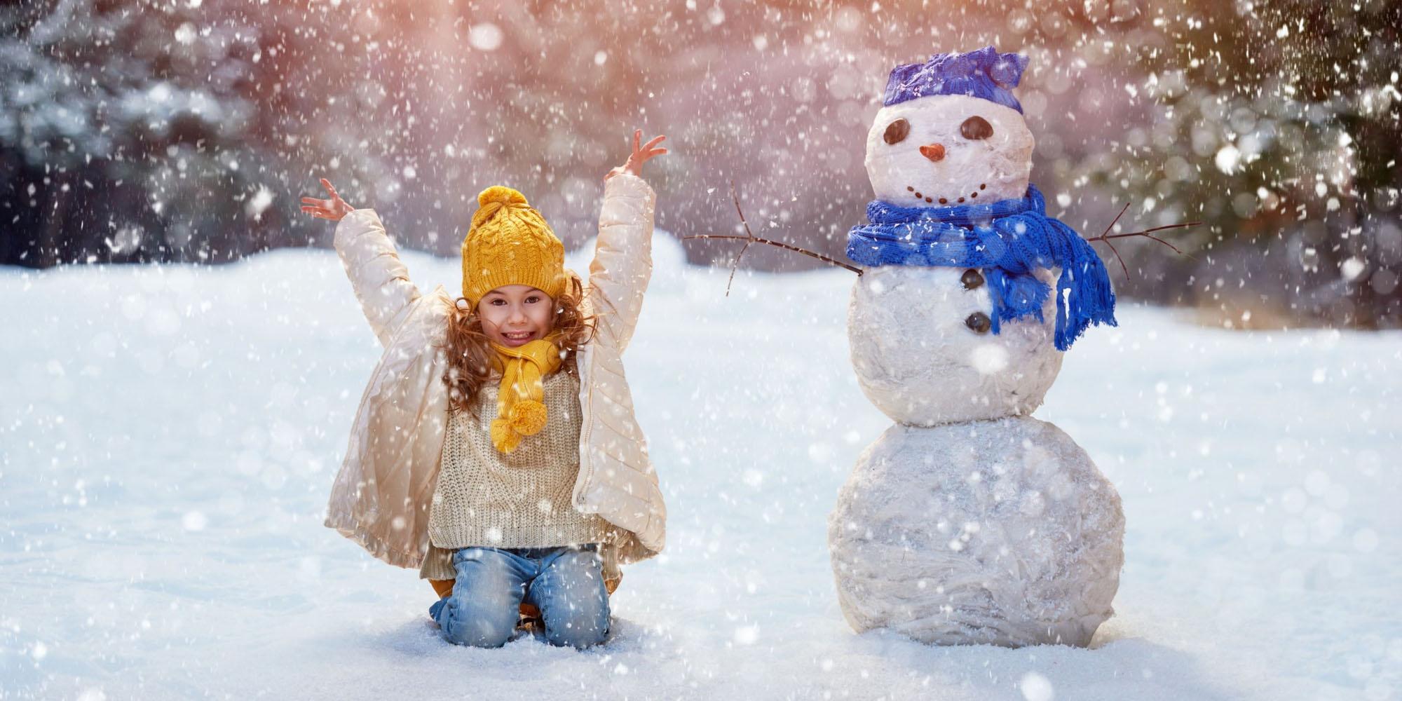 20 декабря — 20 января фотоконкурс «Зимняя сказка»