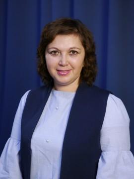 Альмира Дмитриевна Мингалеева