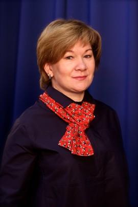 Гармажапова Елена Анатольевна
