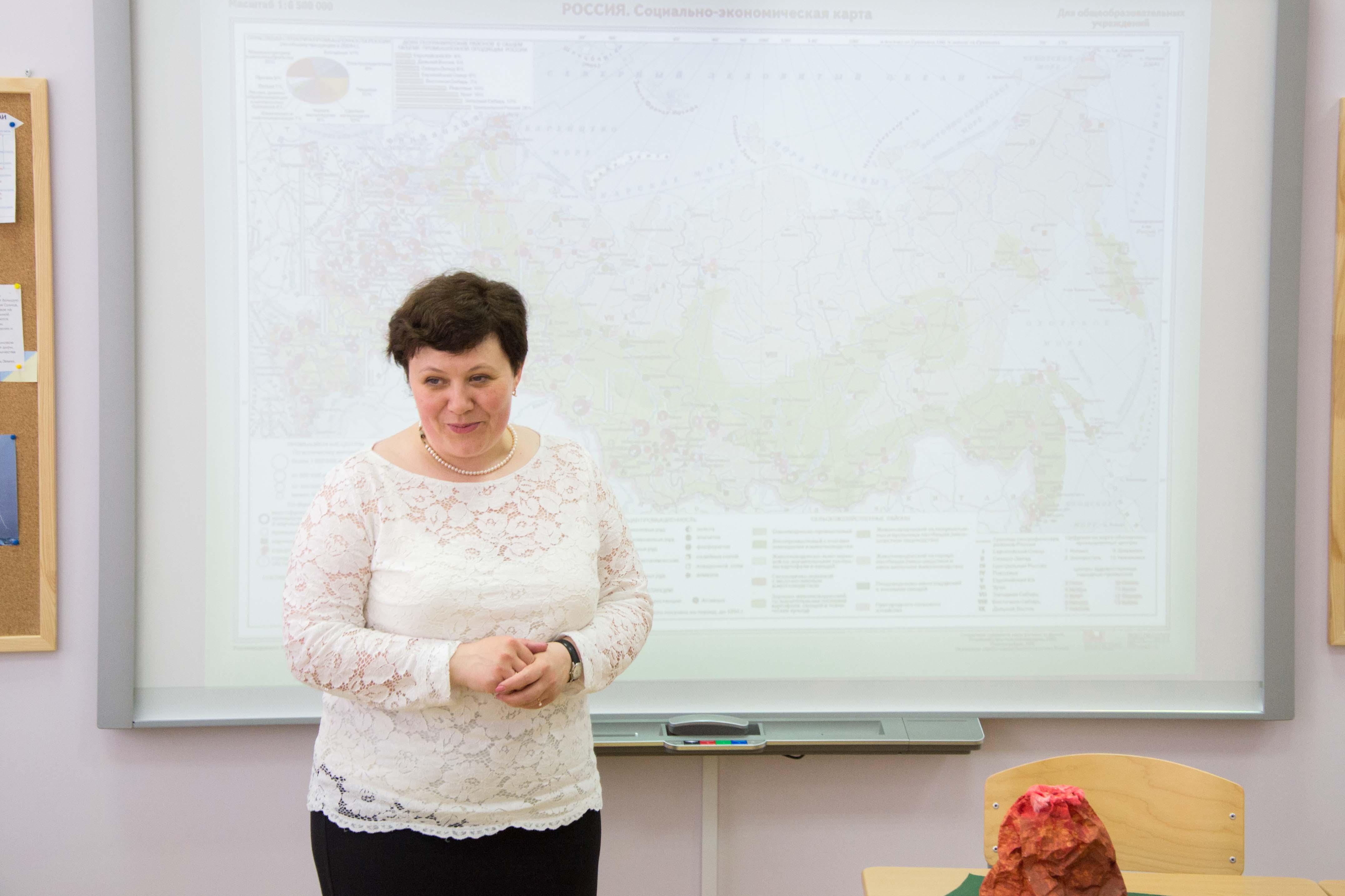 Заместитель директора по воспитательной работе, учитель географии