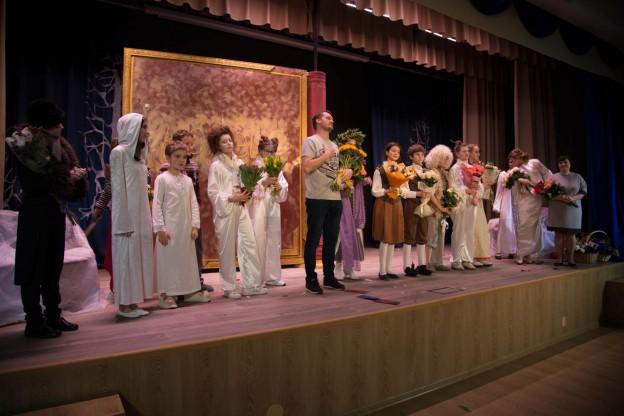 Спектакль Снежная королева