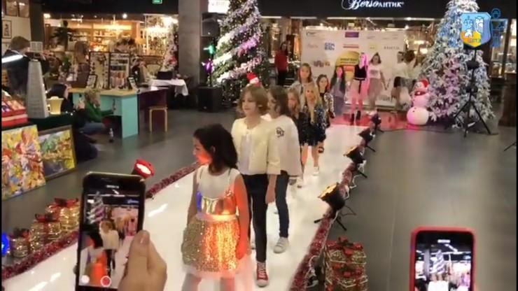 Новогодний fashion-вернисаж