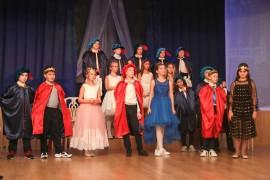 Королевский бал начальной школы